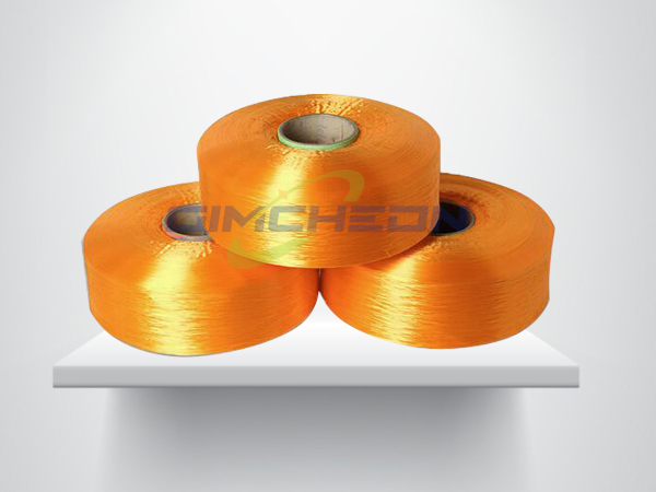 Polypropylene light body yarn